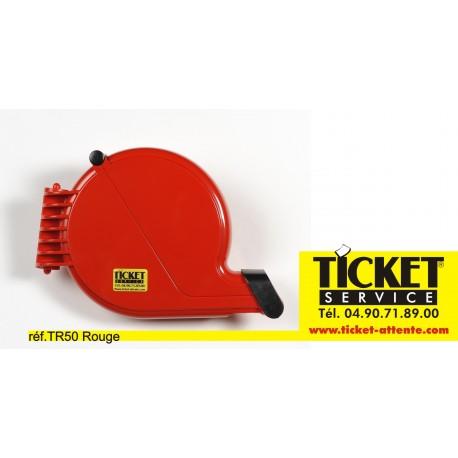 Distributeur de Tickets disponible en 8 couleurs pour gestion de file d'attente