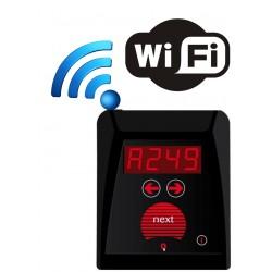 Console d'appel ordre/désordre avec affichage du numéro appelé pour systèmes MultiTV