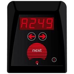 Console d'appel +1, avec visuel du numéro appelé, compatible avec afficheurs MD21/31/32