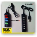 Boitier support USB (Option) pour connecter, les mini-dongle USB de chacun, des claviers WIFI.