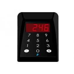 Console pour appel +1 -1, Ordre / Désordre, avec visuel du N° appelé pour Afficheurs TD3