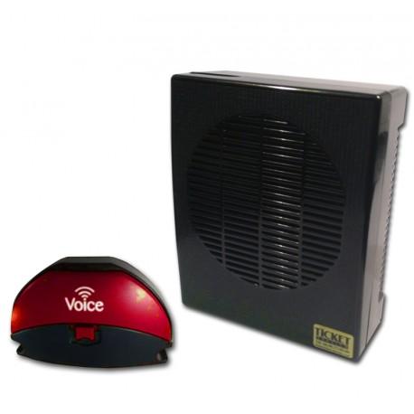 Module d'Appel VOCAL pour afficheur 3 chiffres + haut parleur