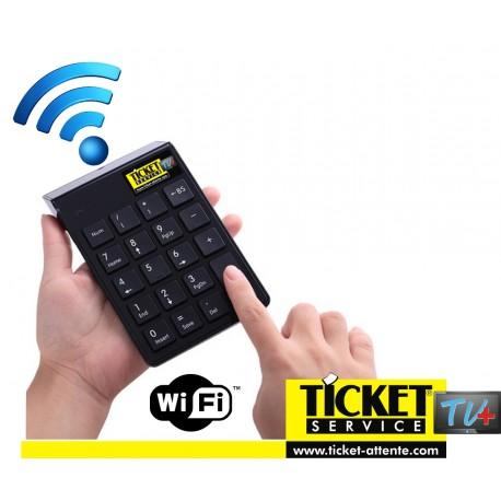 Mini clavier sans fil d'appel ordre/désordre de numéro pour système Minipoint TV
